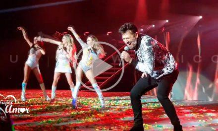 Cachetada – Pablo Ruiz – Concierto en vivo – Tour Tu nombre – Argentina 2017