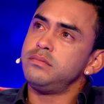 Diego Chávarri llora al contar el momento más doloroso de su vida