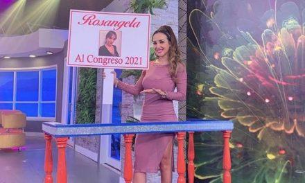 Rosángela Espinoza se alista para postular al Congreso: «No quiero ser improvisada»