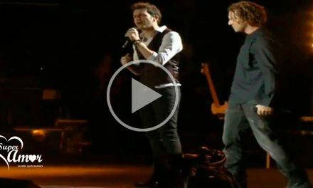 Axel y David Bisbal- Digale en vivo Estadio Velez 2012