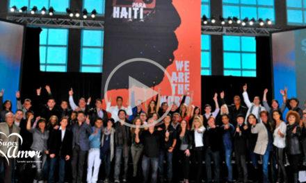 Somos El Mundo Por Haiti