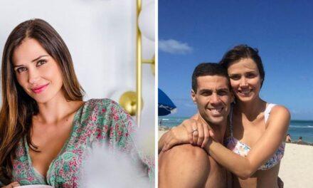 "Maju Mantilla sobre escenas románticas en 'Te volveré a encontrar': ""Mi esposo no ve la telenovela"""