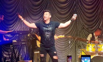 Pablo Ruiz – Espejos Azules – En vivo – México 2018 Teatro CCT1