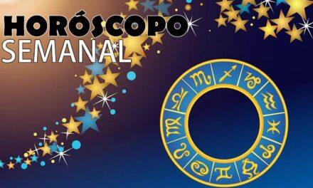Horóscopo semanal del 12 al 18 de octubre de 2020