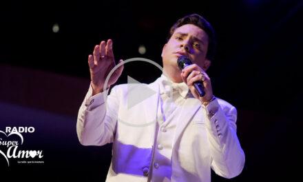 Manuel José – Amor, Amor (En Vivo)