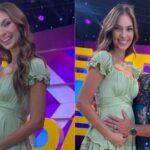 Natalie Vértiz y Yaco Eskenazi anuncian embarazo